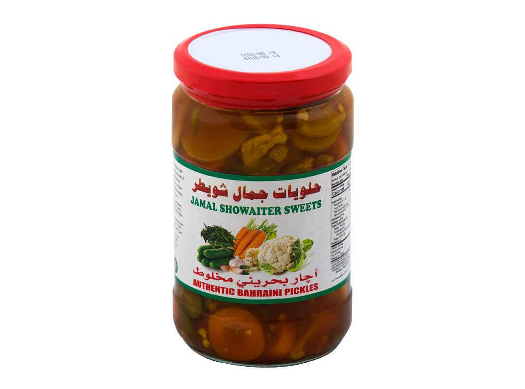 AUTHENTIC BAHRAIN PICKLES