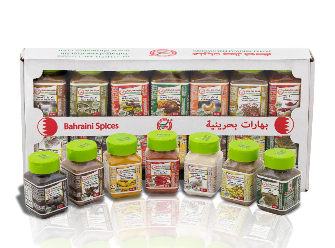 Mix Spices Family 90 g X 14
