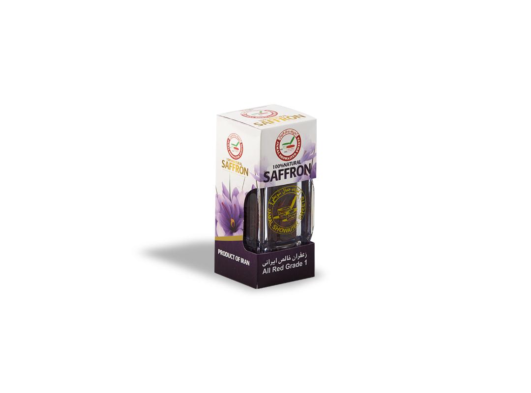 زعفران 2 جرام