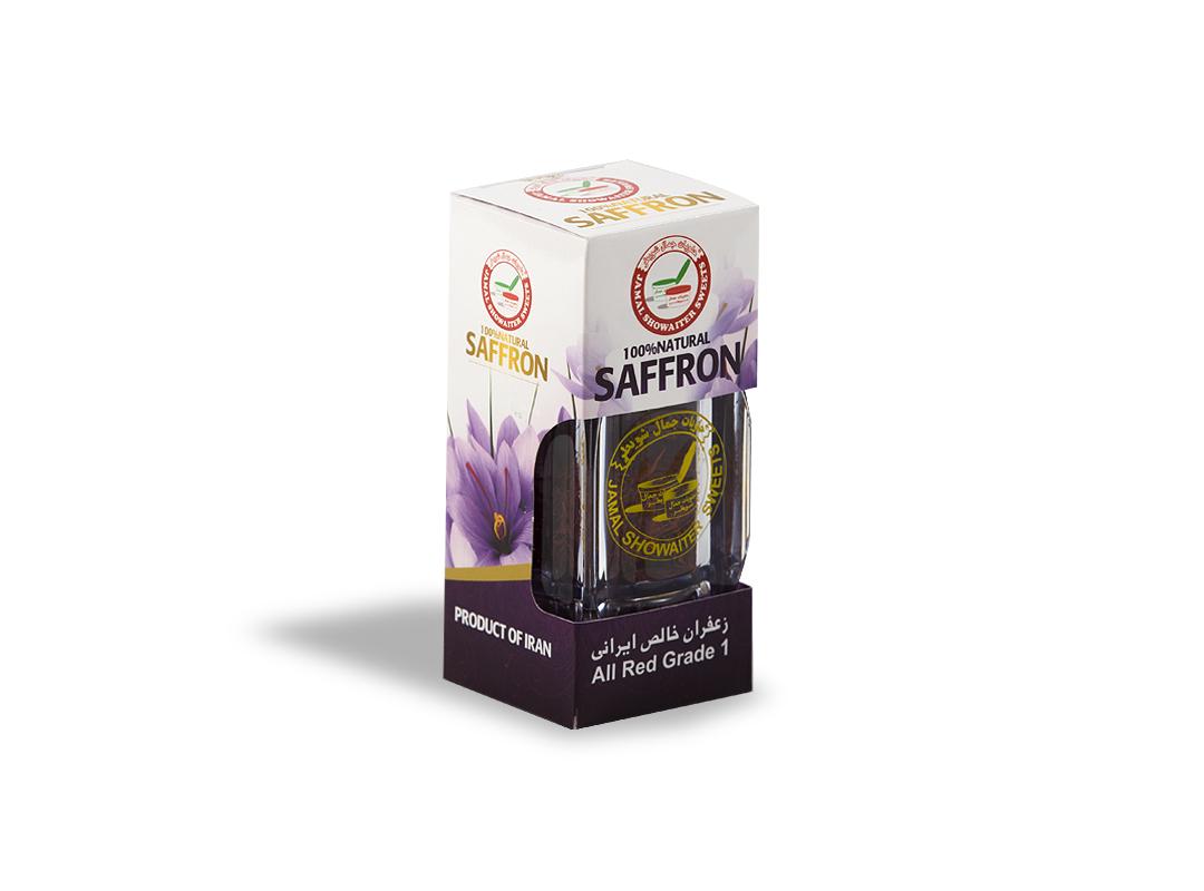 زعفران 4 جرام